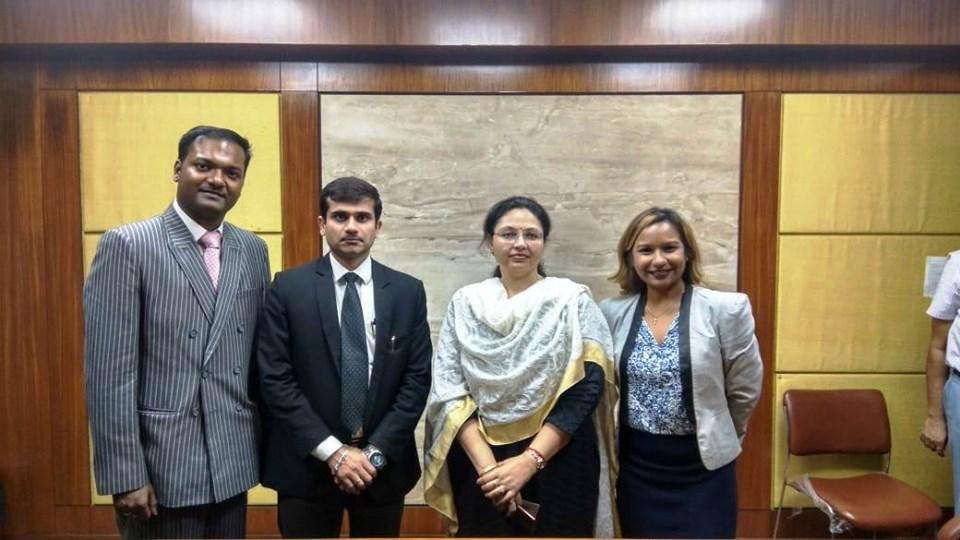 Visit of Asian International Arbitration Center (AIAC) to DIAC