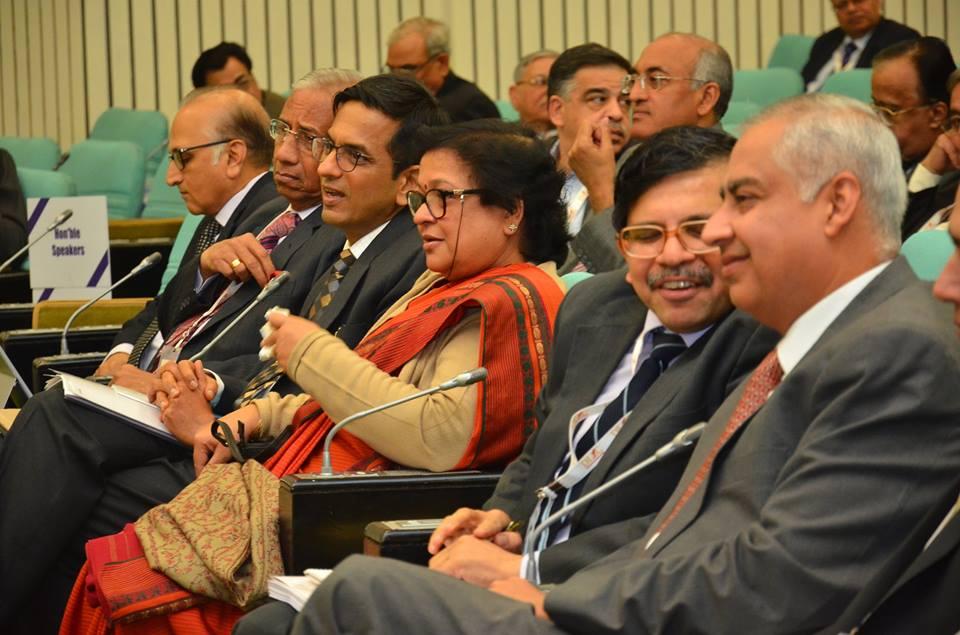Seminar on Institutional Arbitration of India