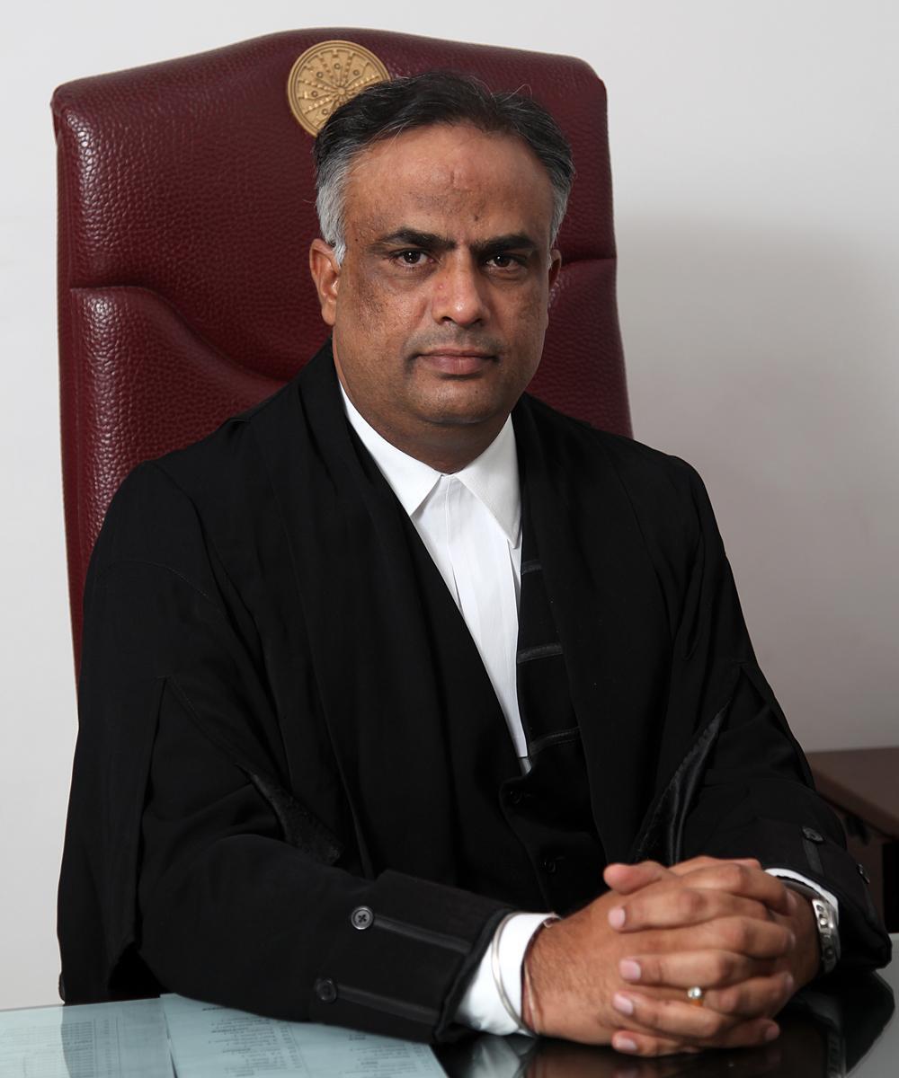 Hon'ble Mr. Justice V. Kameswar Rao
