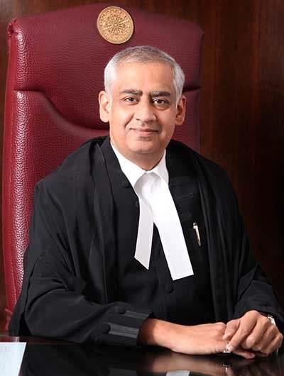 Hon'ble Mr. Justice Navin Chawla